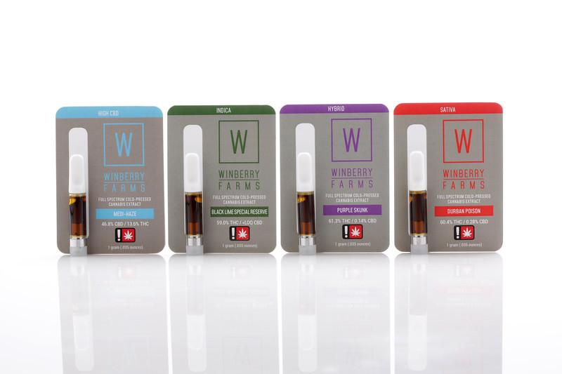 WinberryFarms Full Spectrum