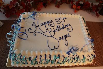 Wayne 85th Birthday Party