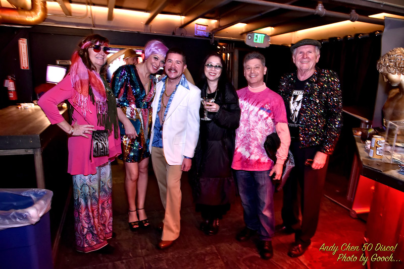 Andy's 50th Birthday at Oasis!