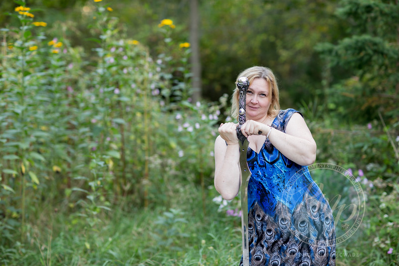 Dorota Clifford Shoot - 290