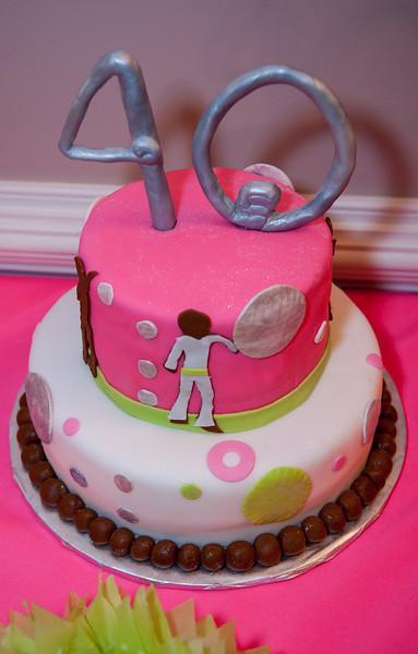 Ducky's 40th Retro Birthday Party