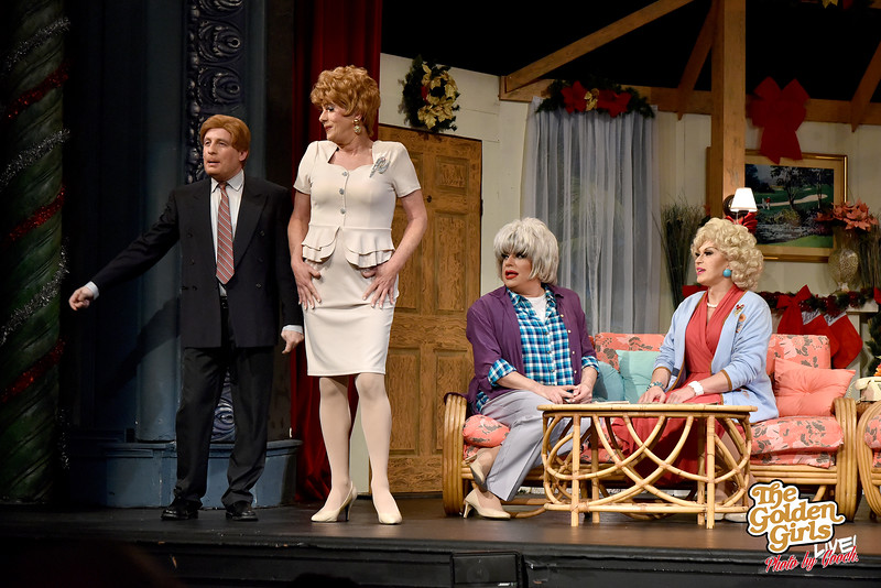 The Golden Girls - Live!