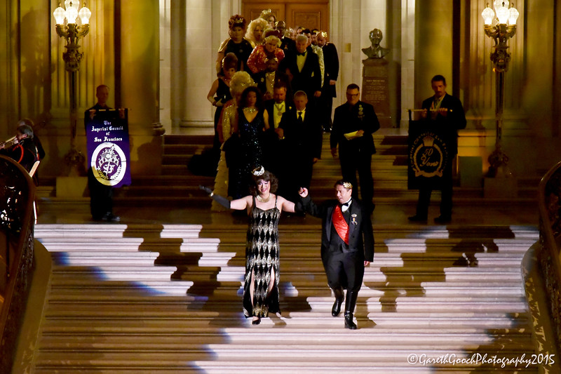 Imperial Court of San Francisco's 50th Anniversary Gala - 15th F