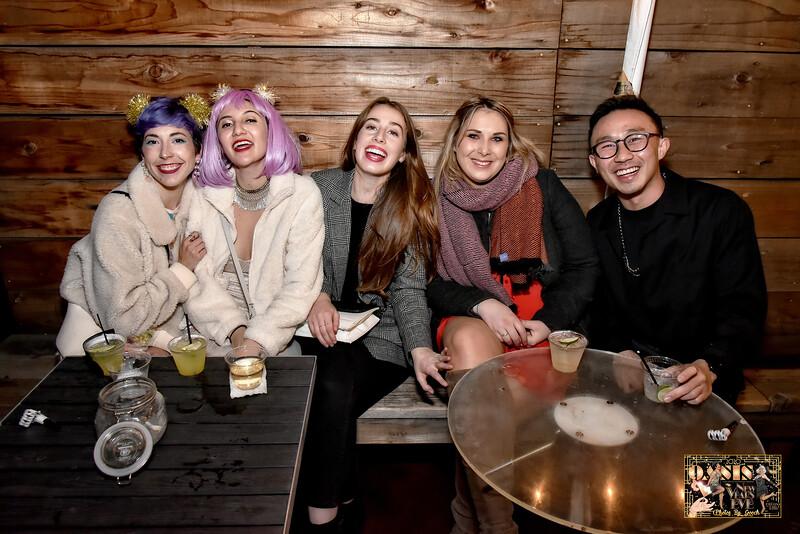 NYE 2019 at SF Oasis!