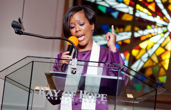 Ordination of Leah D Jackson
