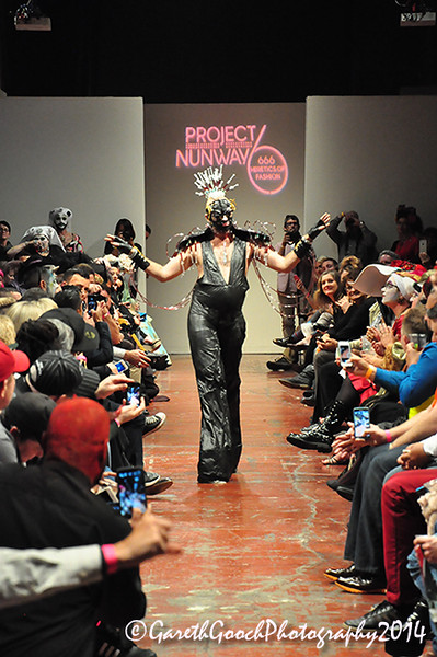 Project Nunway 666: Heretics of Fashion : Somarts Cultural Cente