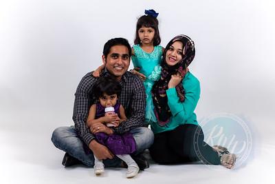 Shaikh Family Shoot
