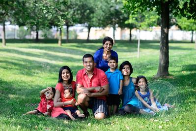 Woo-Hauser Family Photoshoot