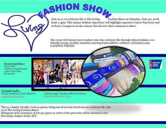 The Living Fashion Show (2018)