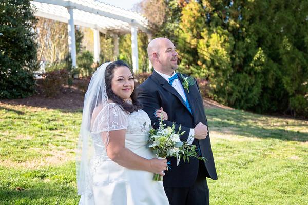 Felicia + Tyson Wedding