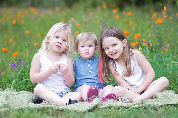 Muench-Sweetapple Family