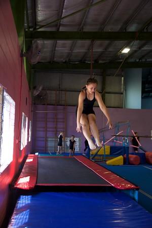 2016 Gymnastics Display