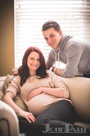 gorgeous maternity photos