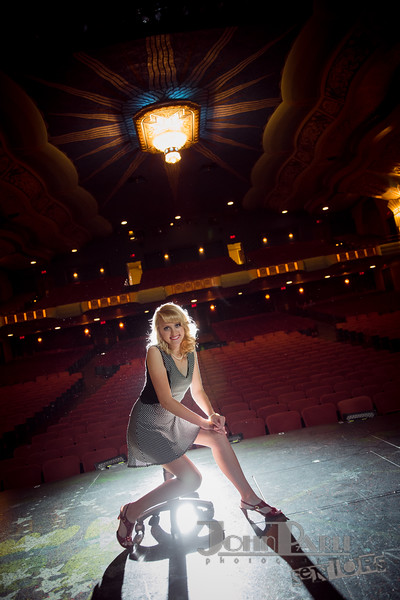 Paramount Theatre Photos Senior Pictures