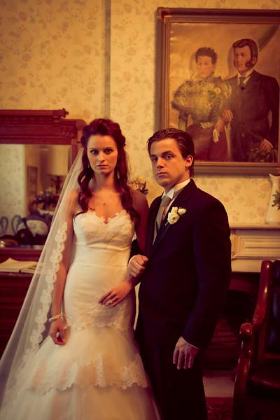 Bridal Wedding Portrait Picture Groom Jacob Henry Mansion Joliet Wedding Photographer