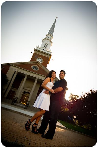 Happy Beautiful couple Elmhurst IL Engagement session - Chicago Wedding Photographer