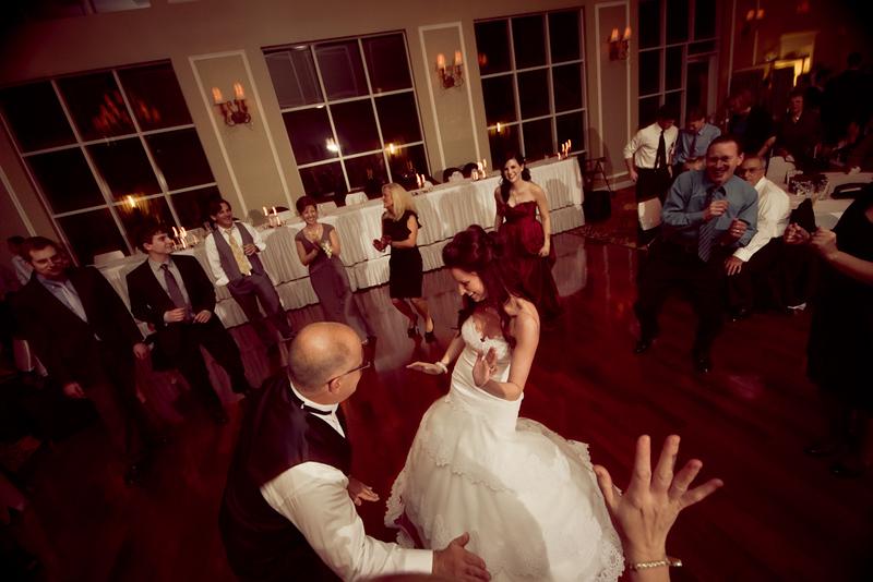 Wedding Reception DiNolfo's Homer Glen Event Photographer