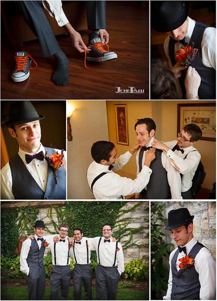 Joliet IL Wedding Photography - vintage