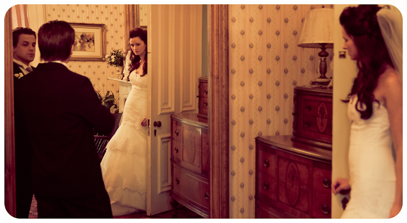 bridal portait Jacob Henry Mansion Joliet Wedding Photos