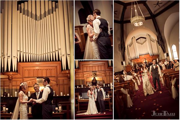 Joliet Wedding Old Central Church Photos