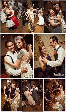 Joliet Chicago IL Vintage Wedding Photography
