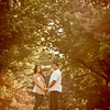 Elmhurst IL Engagement Photos - Chicago Wedding Pics Photographer<br /> couple standing under tree at engagement session