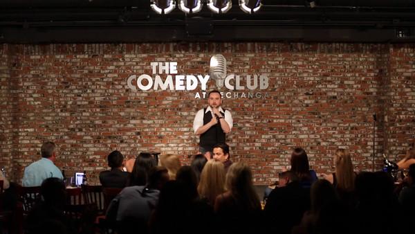 anita milner comedy club