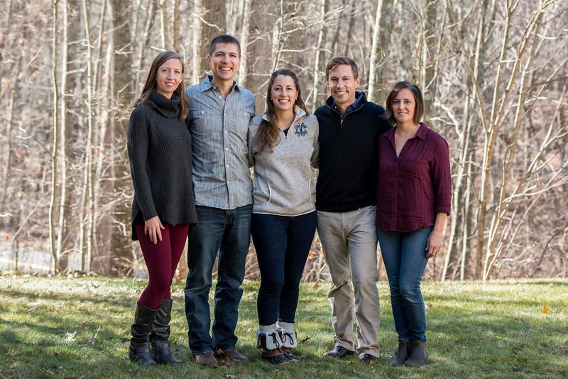 Bev & John's Family