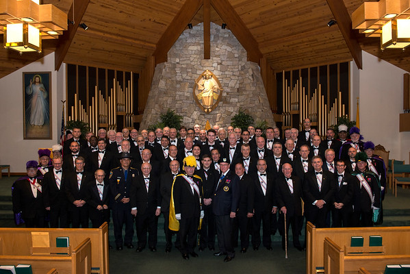 2017 Knight of Columbus 4th Degree Exemplification