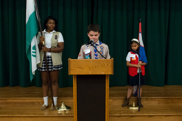 2017 Scouting Awards