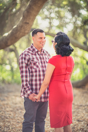 Lynda & Eddie engagement 2017