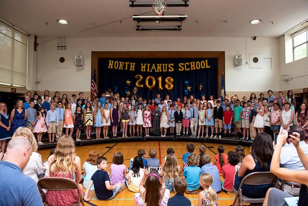 North Mianus School - Moving Up 2018