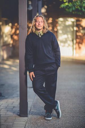 Seth Knowlton Senior Portraits 2016