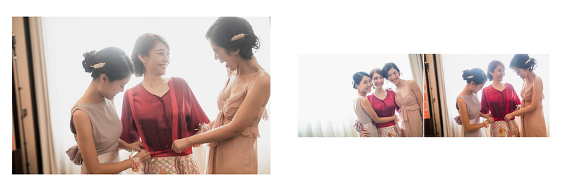 Wedding Day - Karen and Lok