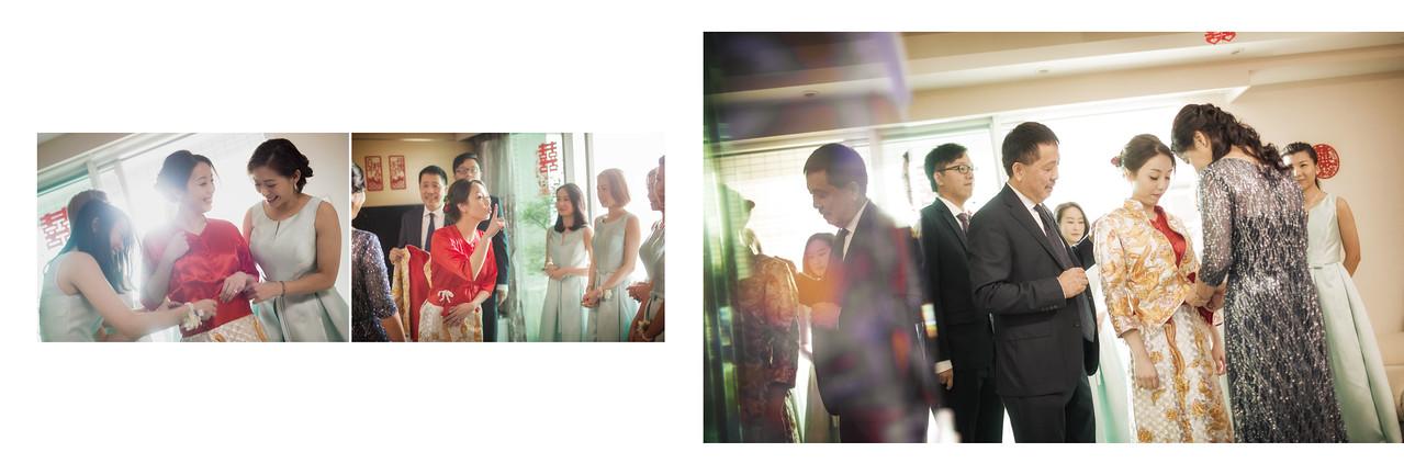 Wedding Day - Havi and Cleon