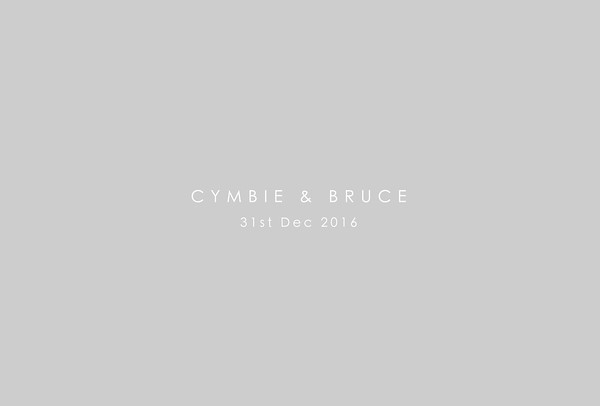 Wedding Day - Cymbie and Bruce
