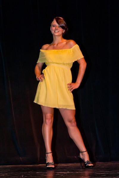 Greenway High Fashion Show