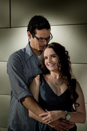 Rebecca and Robert  Engagement