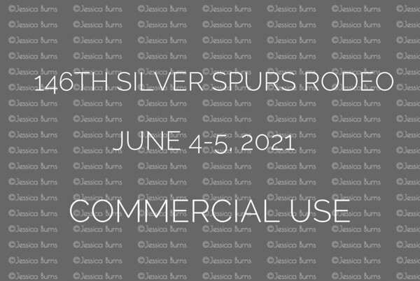 Silver Spurs June 4-5 2021 Commercial Use