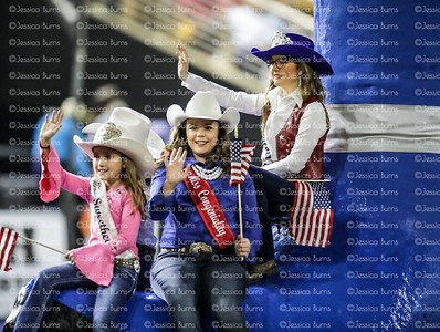 Feb 19, 2021 Silver Spurs Rodeo, Kissimmee