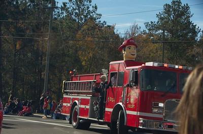 Richmond Hill GA 2016 Christmas Parade - 77