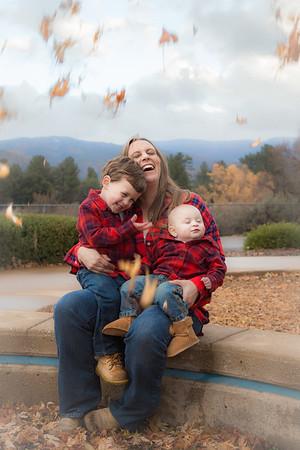 Jackson / Fall Family Portraits