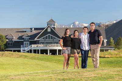 Carson Valley Living Magazine / Schwartz Family / Minden Medical Spa