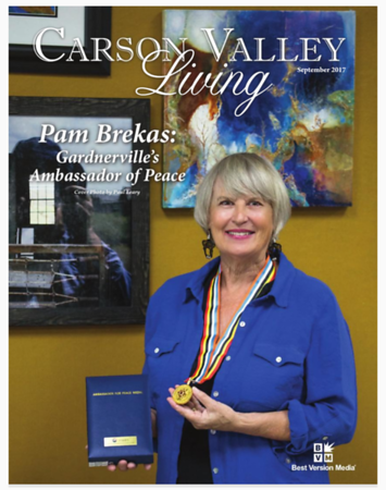 Carson Valley Living Magazine / Pam