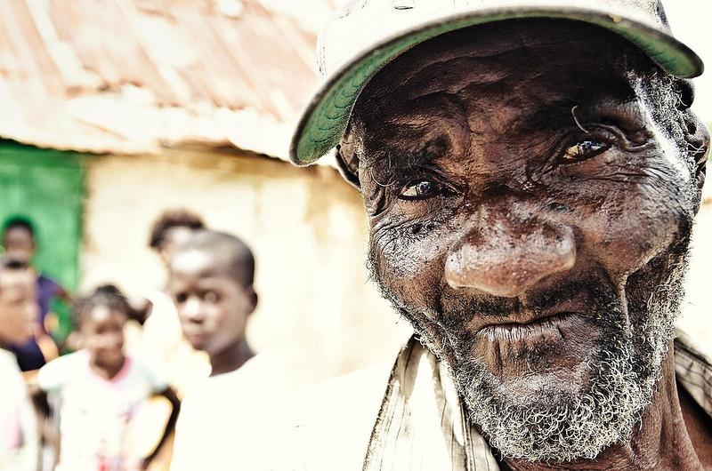 """""""Eye have a Story""""   (Haiti) 2013"""