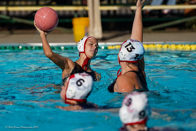 BV vs Rio Americana Girls Water Polo