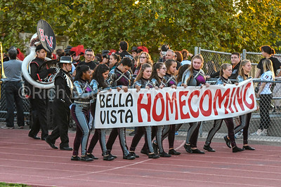 Bella Vista Homecoming 2017