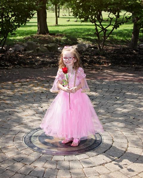 Aubrey Meets a Princess