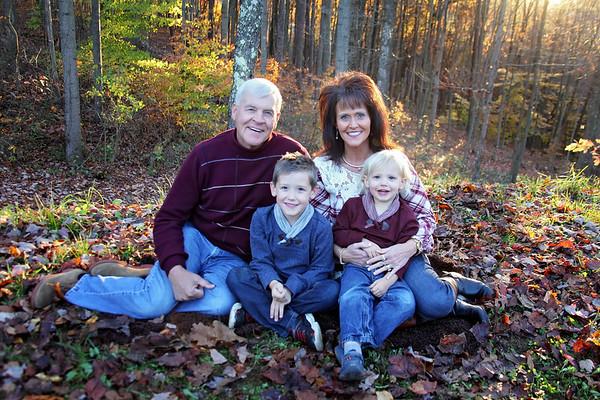 Dreitzler and Rinehart Family