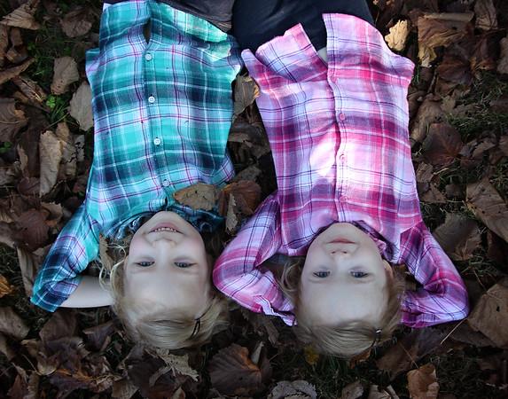 Kaitlyn and MacKenna